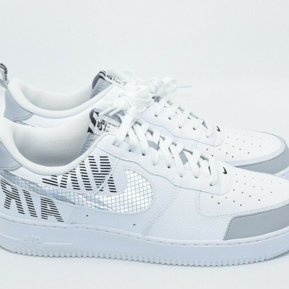 nike air force 1 under construction